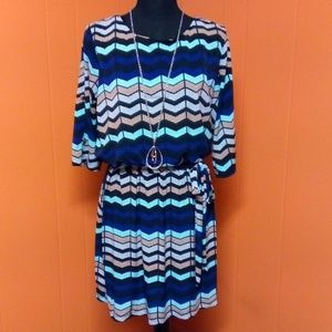 Enfocus dress.